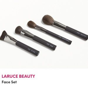 LARUCE BEAUTY 4 piece Face Set